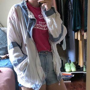 90's Vintage Windbreaker Jacket